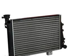 Радиатор охлаждения 2104 2105 21073 алюминиевый инжектор LSA-ECO