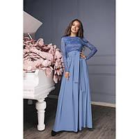 Вечернее платье в пол женское 5081-2