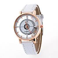 Часы наручные Pinbo прозрачные 107-1 Белые