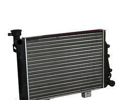 Радіатор охолодження 2104 2105 2107 алюмінієвий інжектор AURORA