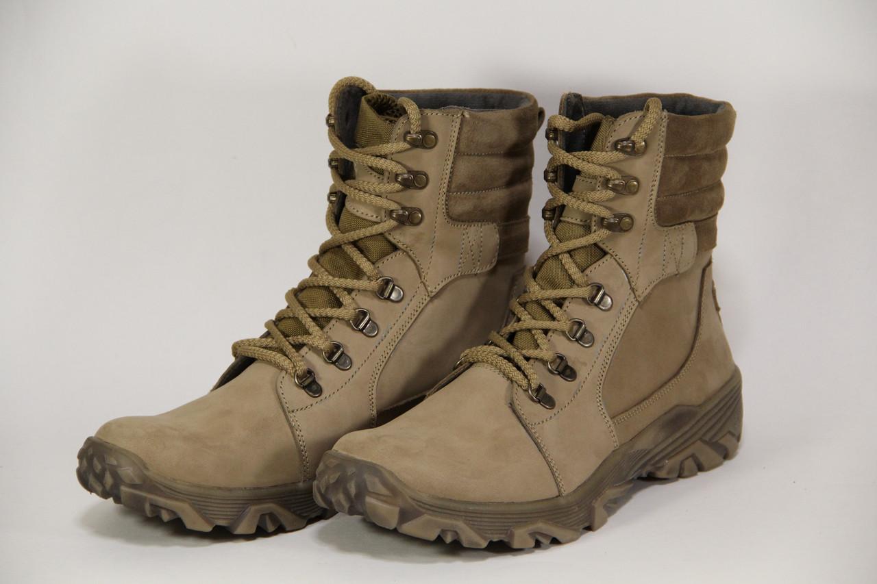 Ботинки Тактические Демисезонные кайот NEW
