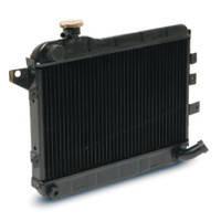Радиатор охлаждения 2104, 2105, 2107 медный Оренбург с отверстием под датчик