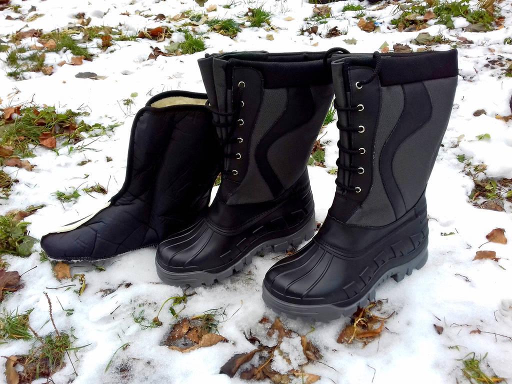 Зимние мужские сапоги