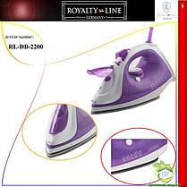 Праска Royalty Line RL-DB2200.51T 2200 Вт, фото 3