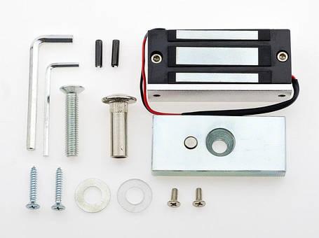 """Комплект контроля доступа """"Protection kit - C"""" электромагнитный замок на 60-кг, фото 2"""