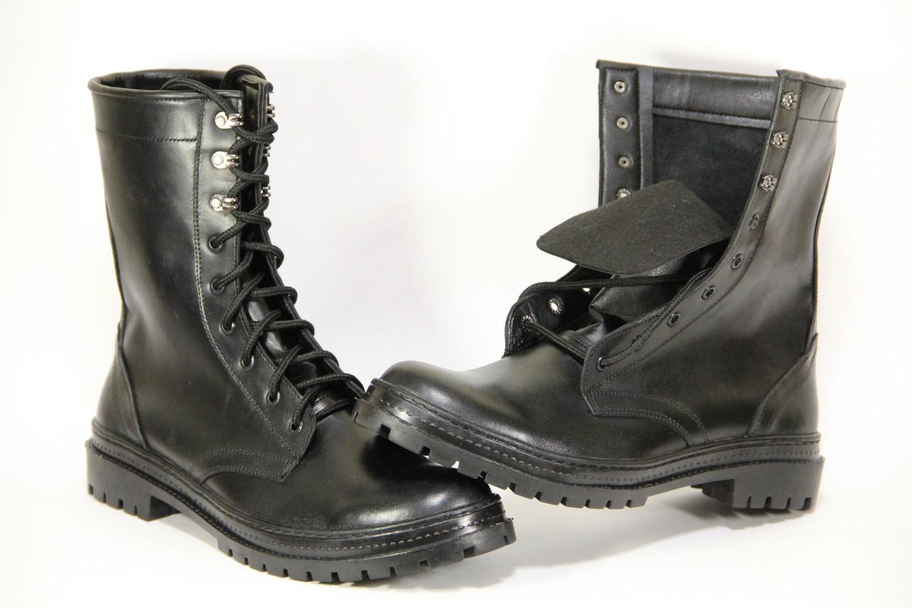 Тактические ботинки из натуральной кожи NATO Classic