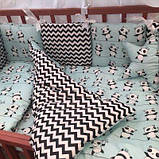 Постельный комплект в детскую кроватку Bonna, фото 2