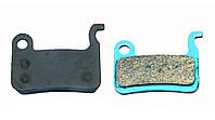 Тормозные колодки дисковые Sheng-An для Shimano Deore / SLX / XT / XTR Semi metallic (полу-металл)