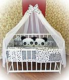 Постельный комплект в детскую кроватку Bonna, фото 3