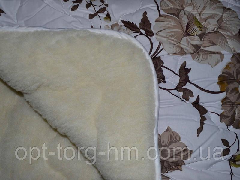 Одеяло Меховое открытое (поликоттон) лев. 150*210 ARDA Company