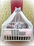 Постельный комплект в детскую кроватку Bonna, фото 8