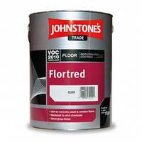 Краска для пола Johnstones Flortred (красный) 5 л