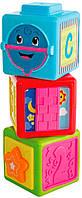 Набор развивающих кубиков, ABC