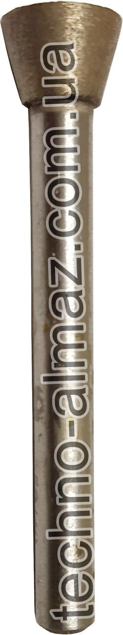 Алмазная головка DW 12 мм. (угловая)