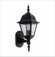 Светильник парковый, черный PEGAS QMT 1116S