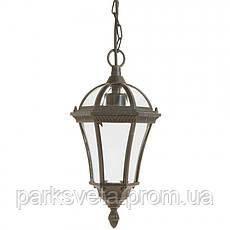 Светильник парковый, стар/медь Real I QMT 1565S