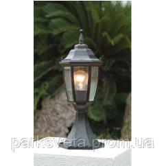 Светильник парковый, черный Shefield QMT 1234