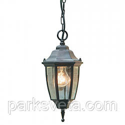 Светильник парковый, черный Shefield QMT 1235