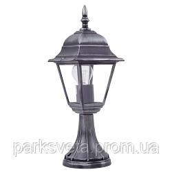 Светильник парковый,чер/сереб WimbledonI QMT 1114S