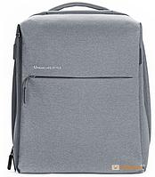 Рюкзак Xiaomi Mi minimalist urban Backpack Light Gray (Р26811) (183286)