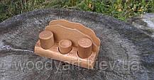 Набор для специй деревянный №1