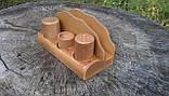 Набор для специй деревянный №1, фото 2
