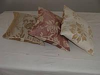 Комплект подушек  бежевые, 3шт, фото 1