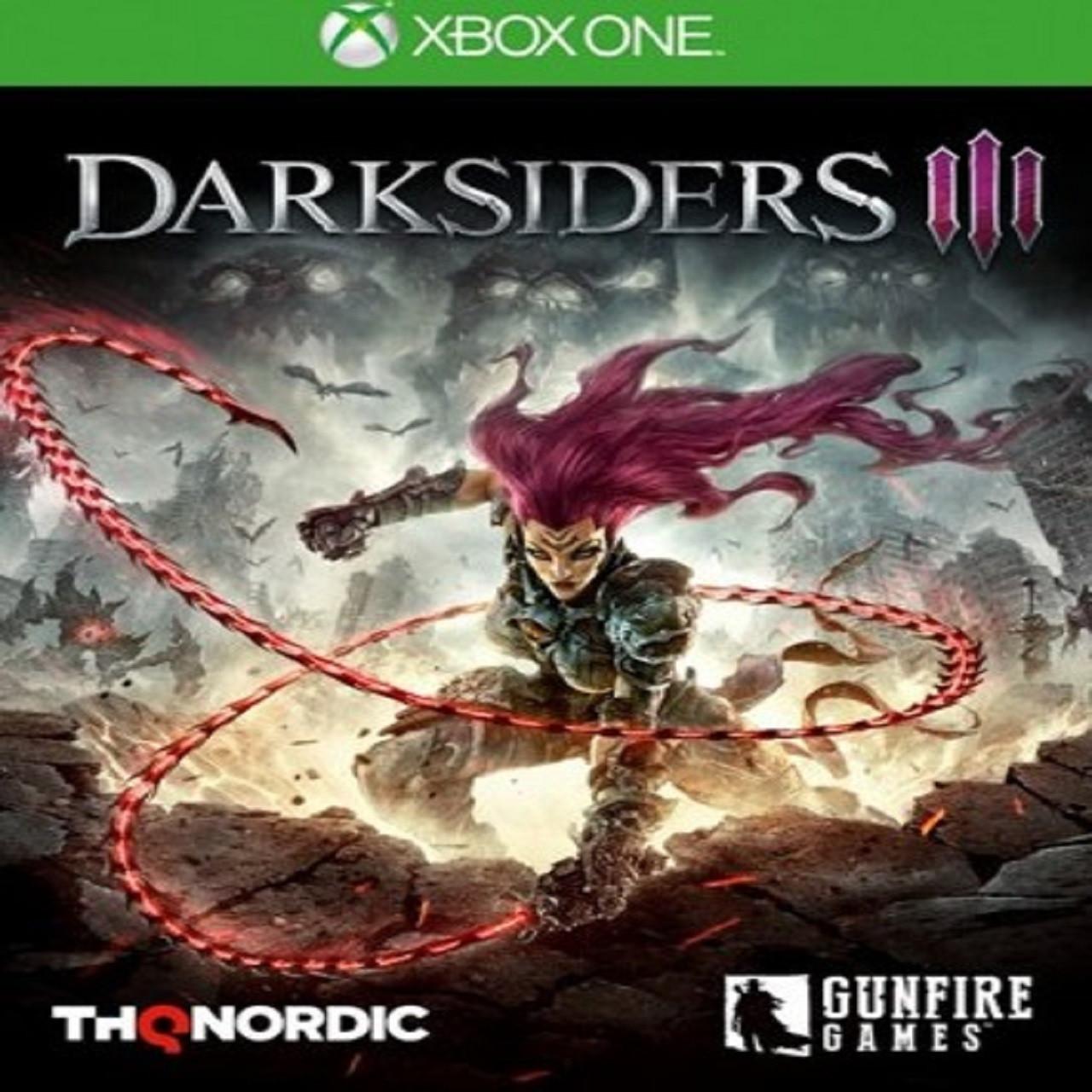 Darksiders III (російська версія) XBOX ONE (Б/В)