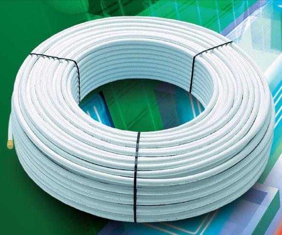 Труба EKOPLASTIK PE-RT/Al/PE-RT 16×2 для напольного отопления, термостойкий полиэтилен - Интернет-магазин LeCo в Херсоне