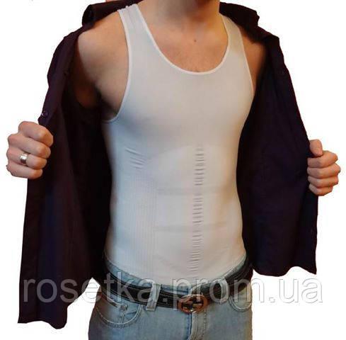 Корректирующая майка для мужчин Slimming Shirts for men - Интернет-магазин «Росетка» в Киеве
