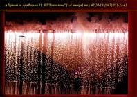 Вогняний дощ, піротехнічні свічки