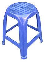 Табурет пластиковый (ПолимерАгро), фото 1