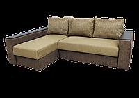 Угловой диван Шах в ткани 1 категории тк 22