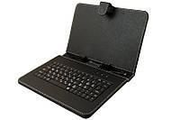 Чехол для планшета с Клавиатурой 9 microUSB