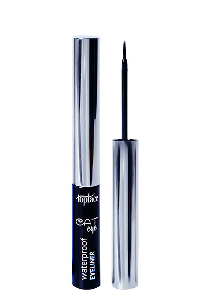 Подводка для глаз TopFace Eyeliner Cat Eye Waterproof