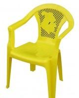 Кресло детское пластиковое (ПолимерАгро, Харьков)