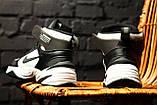 Стильные кроссовки M2K Tekno Winter White/Black, фото 4