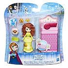 Игровой набор Дисней Холодное Сердце Анна с кроваткой. Оригинал Hasbro B7462/B5188, фото 2