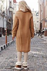 Трендовое меховое пальто, фото 2