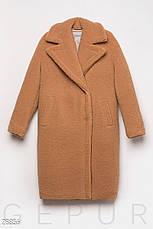 Трендовое меховое пальто, фото 3