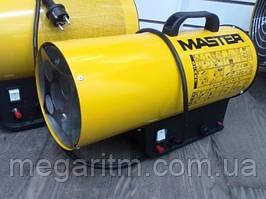 Газовая пушка MASTER BLP 33 E (тепловая мощность 33 кВт, 220В, сжиженный пропан-бутан)