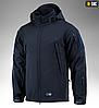 Демисезонная тактическая куртка SOFT SHELL M-TAC (dark grey), фото 4