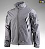 Демисезонная тактическая куртка SOFT SHELL M-TAC (dark grey), фото 7