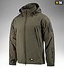 Демисезонная тактическая куртка SOFT SHELL M-TAC (dark grey), фото 5