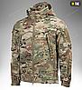 Демисезонная тактическая куртка SOFT SHELL M-TAC (dark grey), фото 6