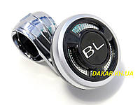 Ручка на руль BL чёрная Black Label лентяйка на подшипнике, фото 1