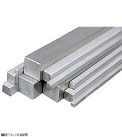 Квадрат алюминиевый Д16Т 30х30 мм