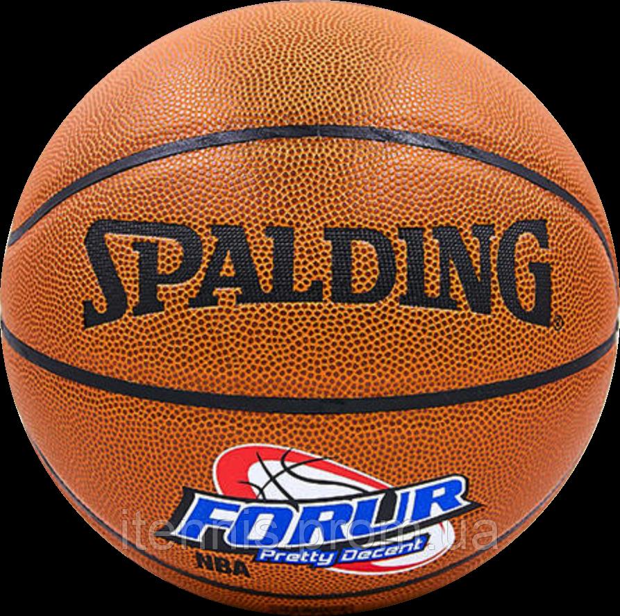 Баскетбольный мяч Spalding FORUR  size 7