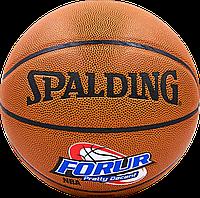 Баскетбольный мяч Spalding FORUR  size 7 , фото 1