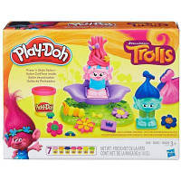 Набор для творчества Hasbro Play-Doh Салон Троллей